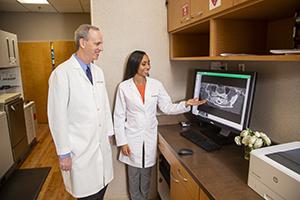 Dr. Lee and Dr. Schmidt
