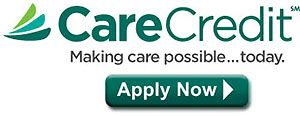 Care credit. Apply now.